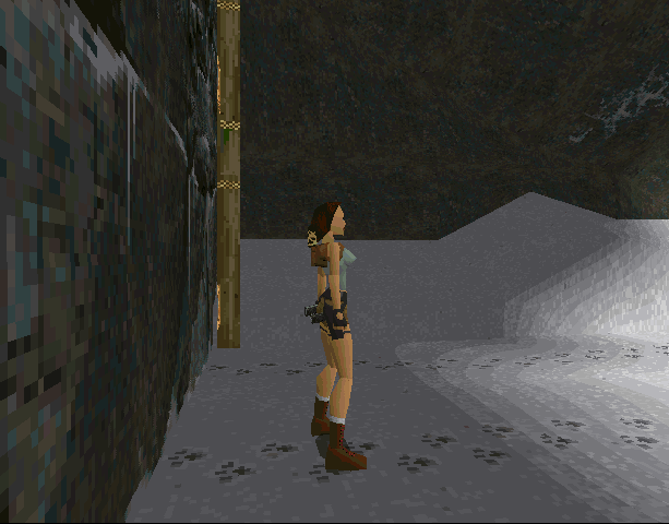 Tomb Raider Core Design Eidos Interactive Sega Saturn MS-DOS PC Sony PlayStation PSX PSone N-Gage Xtreme Retro 4