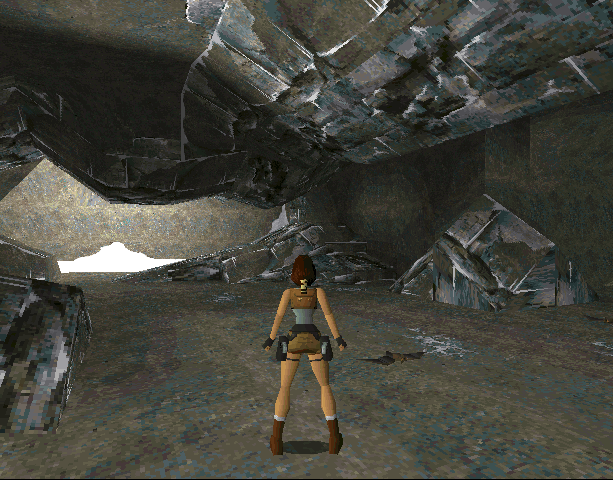 Tomb Raider Core Design Eidos Interactive Sega Saturn MS-DOS PC Sony PlayStation PSX PSone N-Gage Xtreme Retro 5