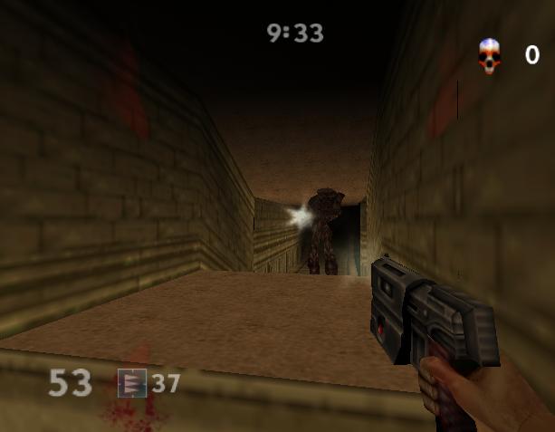 Turok Rage Wars Acclaim Nintendo 64 N64 Xtreme Retro 3