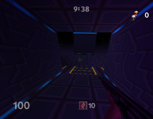 Turok Rage Wars Acclaim Nintendo 64 N64 Xtreme Retro 5