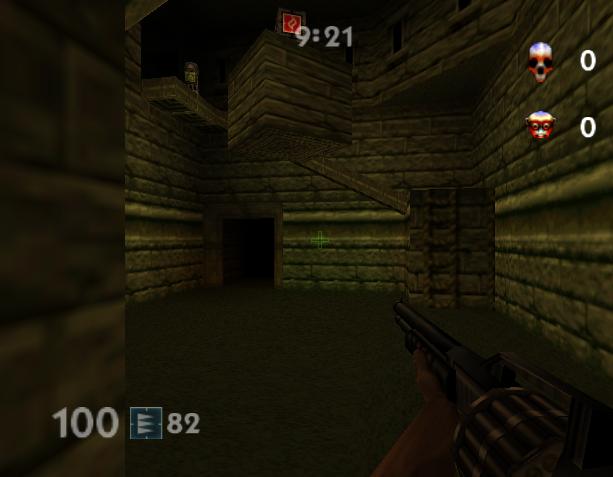 Turok Rage Wars Acclaim Nintendo 64 N64 Xtreme Retro 8
