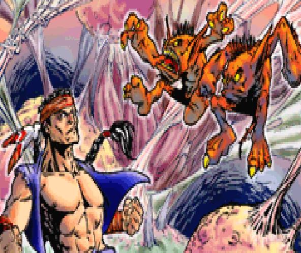 Turok Rage Wars Nintendo 64 N64 Pixel Art Xtreme Retro