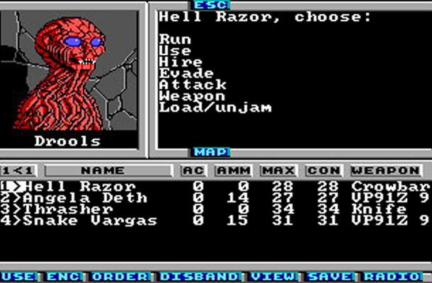 Wasteland Videogame Xtreme Retro Apple II Commodore 64 MS-DOS Microsoft Windows OS X Linux