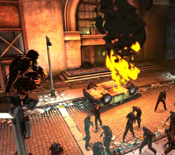 Yaiba Ninja Gaiden Z Ciberninja Xbox 360 PlayStation 3 PS3 PC Team Ninja Tecmo Koei Hack N Slash Xtreme Retro 5