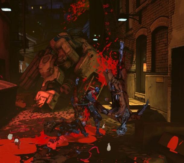 Yaiba Ninja Gaiden Z Ciberninja Xbox 360 PlayStation 3 PS3 PC Team Ninja Tecmo Koei Hack N Slash Xtreme Retro 6