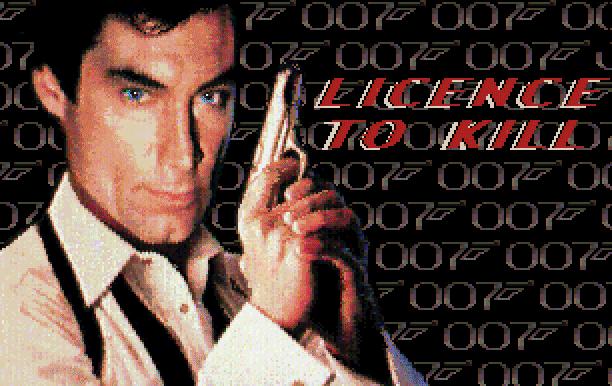 007 Licence to Kill Domark Ltd Quixel Amiga Amstrad CPC Atari ST BBC Micro Commodore 64 C64 DOS MSX ZX Spectrum Xtreme Retro 1