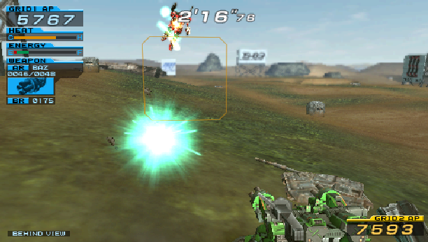 Armored Core Formula Front Extreme Battle PlayStation 2 PS2 PSP Xtreme Retro 1