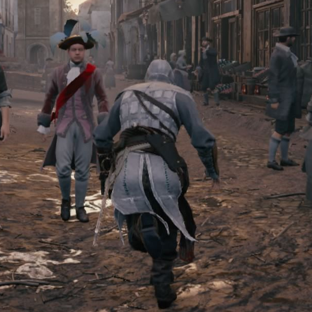 Assassins Creed Unity Ubisoft Montreal Microsoft Windows Sony PlayStation 4 PS4 Xbox One Xtreme Retro 10