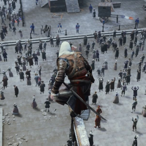 Assassins Creed Unity Ubisoft Montreal Microsoft Windows Sony PlayStation 4 PS4 Xbox One Xtreme Retro 12