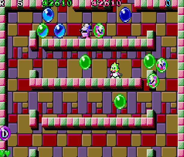 Bubble Bobble Old & New Taito Nintendo Game Boy Advance GBA Xtreme Retro