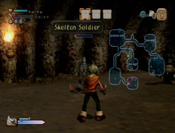 Dark Cloud Sony RPG PS2 Xtreme Retro 2