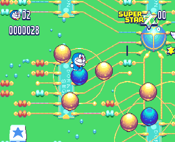 Doraemon Yume Dorobou to 7 Nin no Gozans Sega Genesis Mega Drive MD Xtreme Retro 7