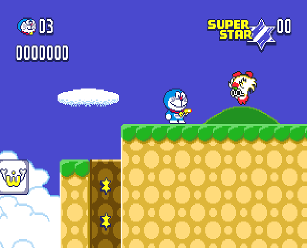 Doraemon Yume Dorobou to 7 Nin no Gozans Sega Genesis Mega Drive MD Xtreme Retro 9