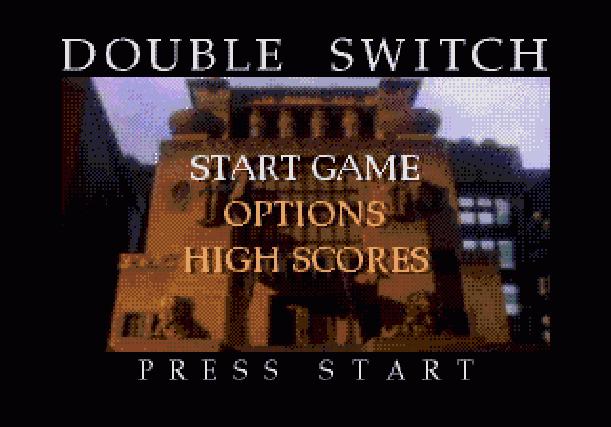 Double Switch Digital Pictures Sega Mega CD Saturn PC Interactive Movie Xtreme Retro 3