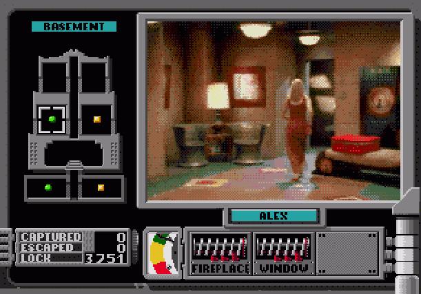 Double Switch Digital Pictures Sega Mega CD Saturn PC Interactive Movie Xtreme Retro 7