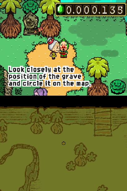 Freshly Picked Tingle's Rosy Rupeeland Vanpool Nintendo DS NDS Adventure The Legend of Zelda Xtreme Retro 3