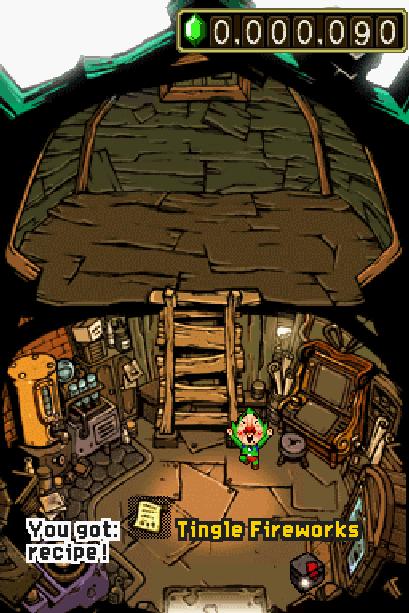 Freshly Picked Tingle's Rosy Rupeeland Vanpool Nintendo DS NDS Adventure The Legend of Zelda Xtreme Retro 8