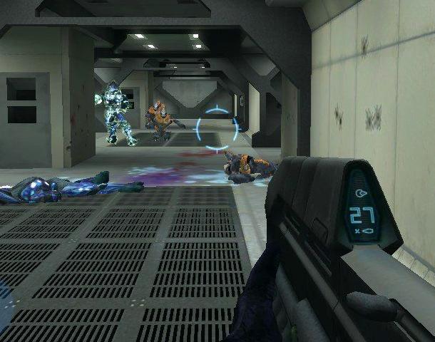 Halo Combat Evolved Bungie Studios Gearbox Software Microsoft Xbox Windows Armamento Limitado Xtreme Retro