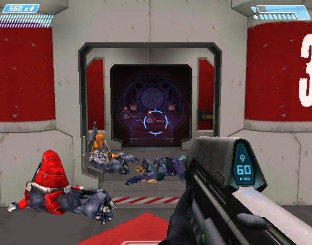 Halo Combat Evolved Bungie Studios Gearbox Software Microsoft Xbox Windows Controles de Consola Xtreme Retro