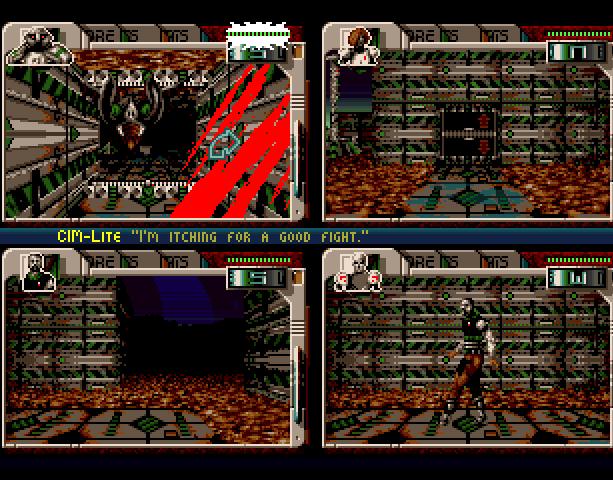Hired Guns Psygnosis DMA Design Amiga PC Action RPG Xtreme Retro 4