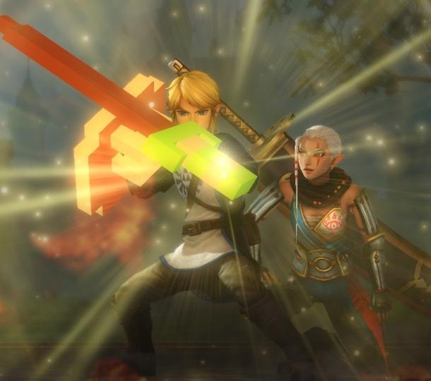 Hyrule Warriors Omega Force Team Ninja Nintendo Tecmo Koei Wii U 3DS Xtreme Retro 1