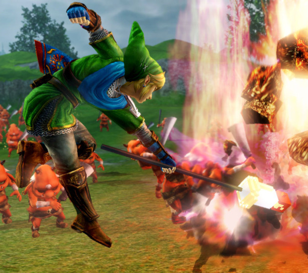 Hyrule Warriors Omega Force Team Ninja Nintendo Tecmo Koei Wii U 3DS Xtreme Retro 2
