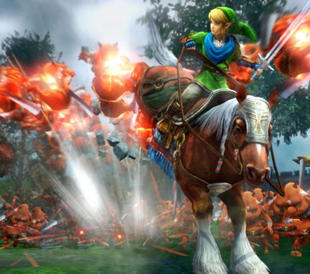 Hyrule Warriors Omega Force Team Ninja Nintendo Tecmo Koei Wii U 3DS Xtreme Retro 3