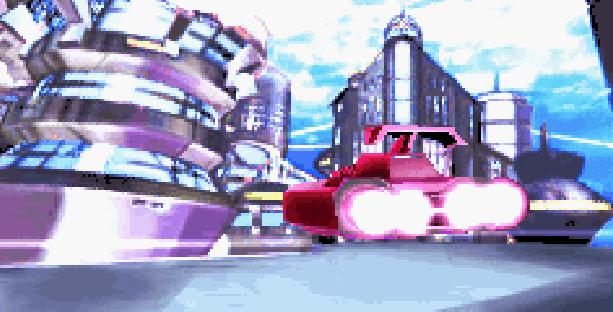 Jet Ion GP Ubisoft PlayStation 2 PS2 Pixel Art Xtreme Retro