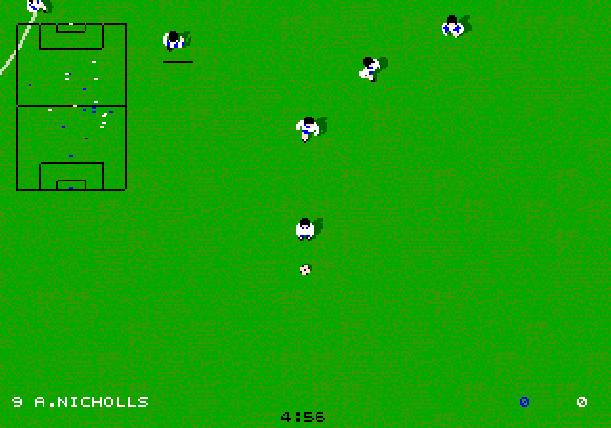 Kick Off 2 Anco Software Amstrad CPC Atari ST Commodor 64 DOS Sharp X68000 Super Nintendo SNES ZX Spectrum Xtreme Retro 2