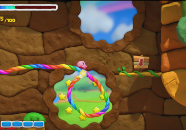 Kirby and the Rainbow Curse Hal Laboratory Nintendo Wii U Xtreme Retro 3