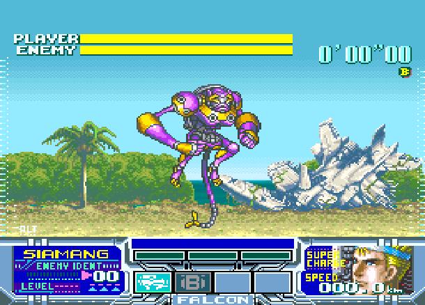 Metal Combat Falcons Revenge SNES Super Nintendo Super Scope Xtreme Retro 2