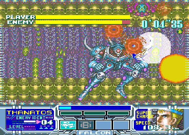 Metal Combat Falcons Revenge SNES Super Nintendo Super Scope Xtreme Retro 6
