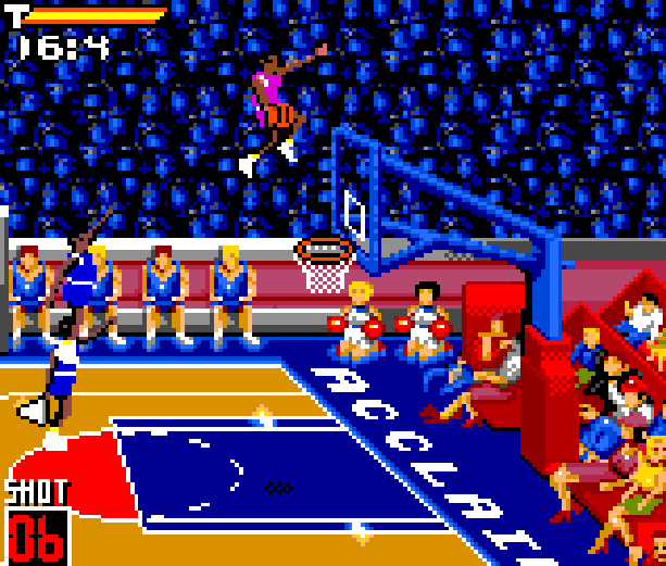 NBA Jam Midway Acclaim Sega Game Gear GG Xtreme Retro 5