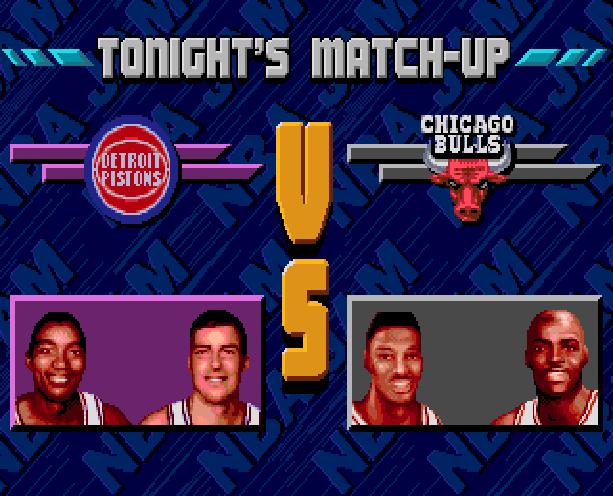 NBA Jam Midway Acclaim Sega Genesis Mega Drive MD Xtreme Retro 7