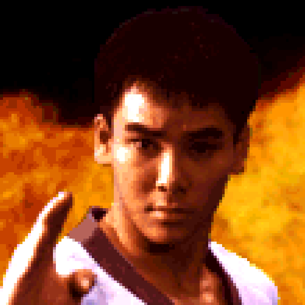 New Legends Xbox THQ Beat em up Pixel Art Xtreme Retro