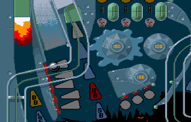 Pinball Dreams Digital Illusions Creative 21st Century Amiga DOS GBA Game Gear GP32 iOS PSN Super Nintendo Xtreme Retro 7