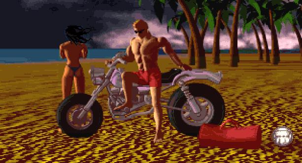 Pro Beach Soccer Arcade Coin-Op Pixel Art Xtreme Retro
