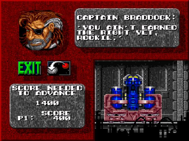 Rock N' Roll Racing Silicon & Synapse Interplay Super Nintendo SNES Sega Genesis Mega Drive MD Game Boy Advance GBA Xtreme Retro 10