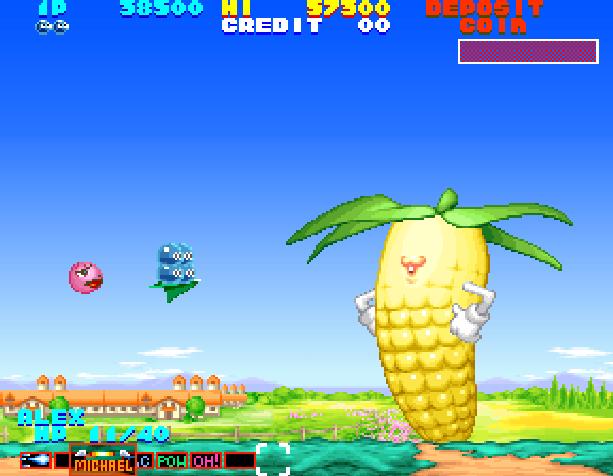 Sexy Parodius Konami Shoot'em up Arcade Coin-Op Sony PlayStation PSX PSone Sega Saturn PSP Xtreme Retro 2
