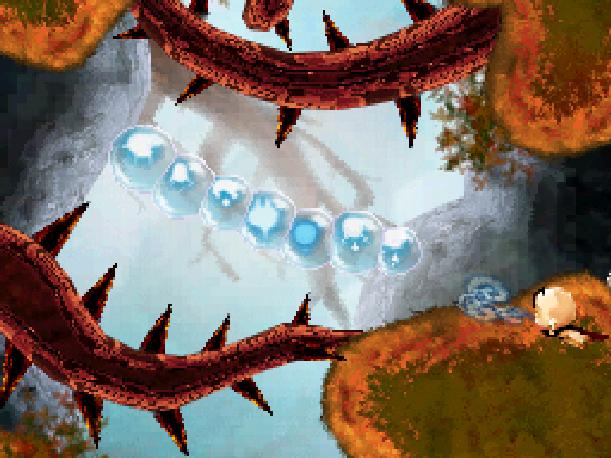 Soul Bubbles Eidos Nintendo DS NDS Puzzle Xtreme Retro 2