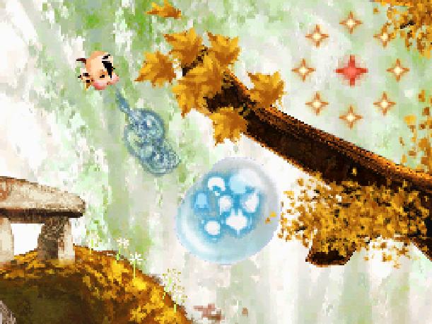 Soul Bubbles Eidos Nintendo DS NDS Puzzle Xtreme Retro 3