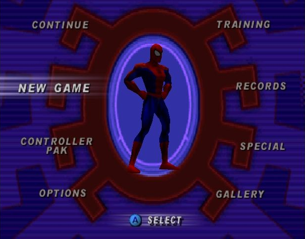 Spider-Man Activision Neversoft Entertainment Nintendo 64 N64 Xtreme Retro