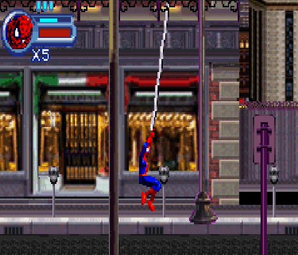 Spider-Man Mysterio's Menace Vicarious Visions Activision Game Boy Advance GBA Xtreme Retro