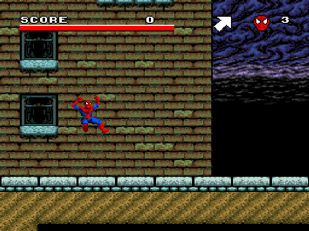 Spider-Man and the X-Men in Arcade's Revenge Software Creations Acclaim LJN Flying Edge Super Nintendo SNES Game Boy GB Sega Genesis Mega Drive MD Game Gear GG Xtreme Retro