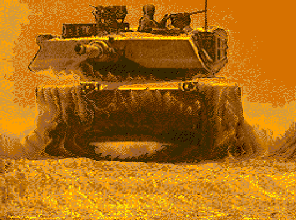 Super Battletank 2 Imagineering Super Nintendo SNES Tank Simulation Xtreme Retro 1