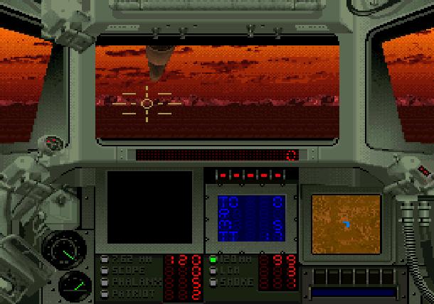 Super Battletank 2 Imagineering Super Nintendo SNES Tank Simulation Xtreme Retro 9