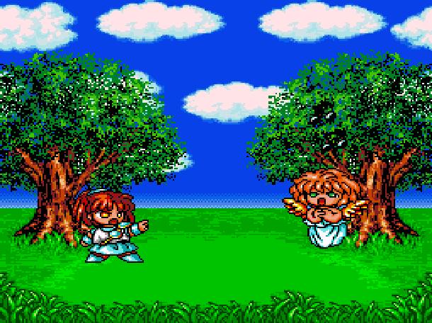 Super Puyo Puyo Super Nintendo SNES Puzzle Xtreme Retro 1