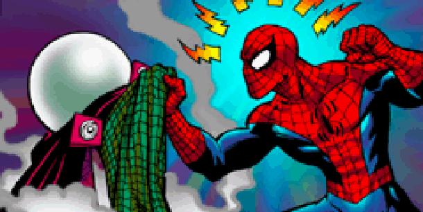 The Amazing Spider-Man Marvel Comics Pixel Art Xtreme Retro 5