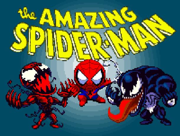 The Amazing Spider-Man Marvel Comics Pixel Art Xtreme Retro 9