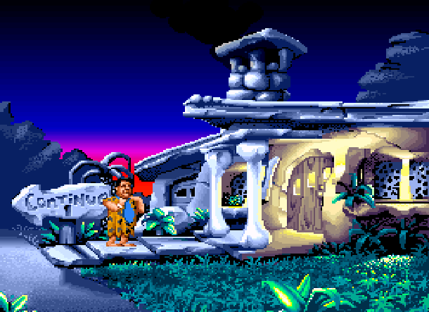 The Flintstones Ocean Sega Genesis Mega Drive MD Super Nintendo SNES Movie Xtreme Retro 5
